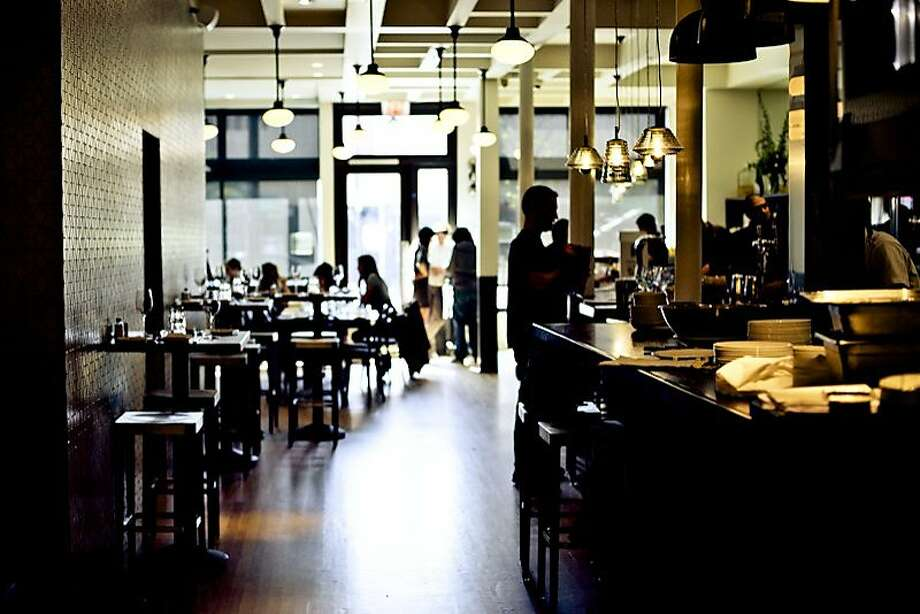 Locanda, the Roman-themed restaurant from the Delfina team, opened April 28, 2011, at 557 Valencia St. Photo: Eric Wolfinger