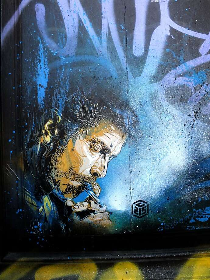 "c215's ""Smoke Gets In Yours Eyes"" Photo: White Walls"
