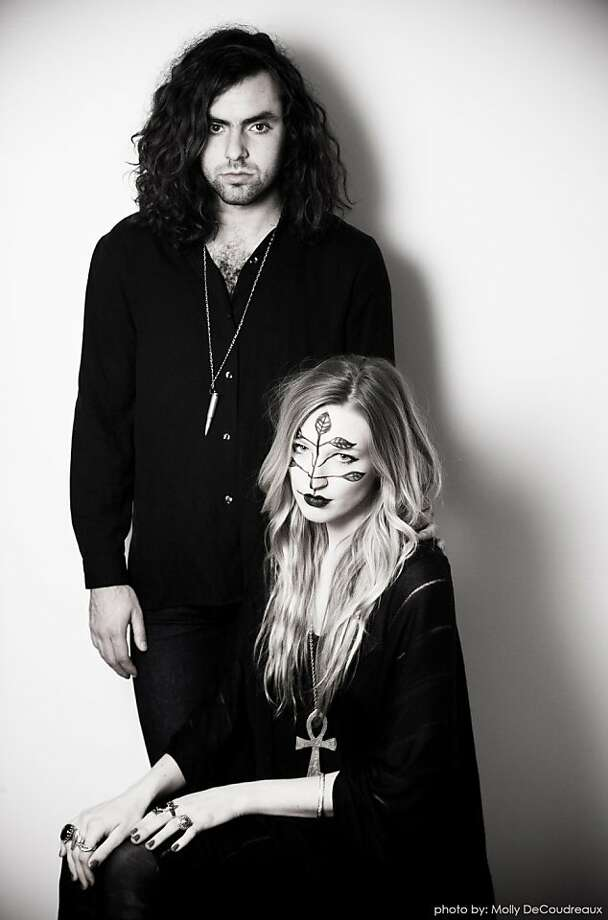 Will Ivy and Kirsten Knick of Lilac Photo: Molly DeCoudreaux