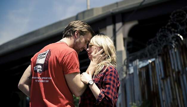 "Ryan Gosling and Michelle Williams star in, ""Blue Valentine."" Photo: Davi Russo, The Weinstein Co."