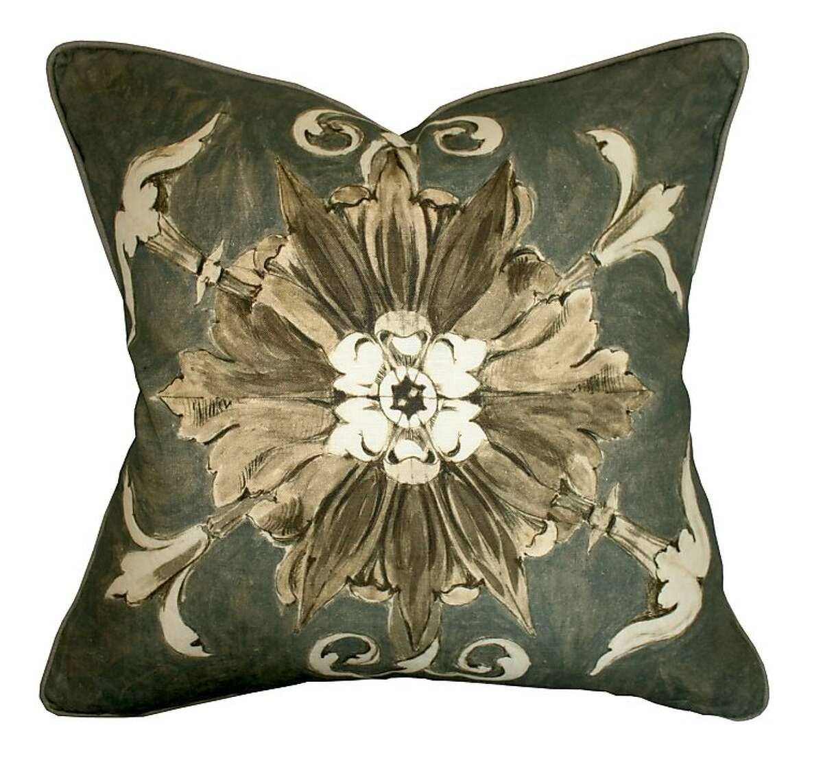 Heast Castle Collection pillows by Barclay Butera Home