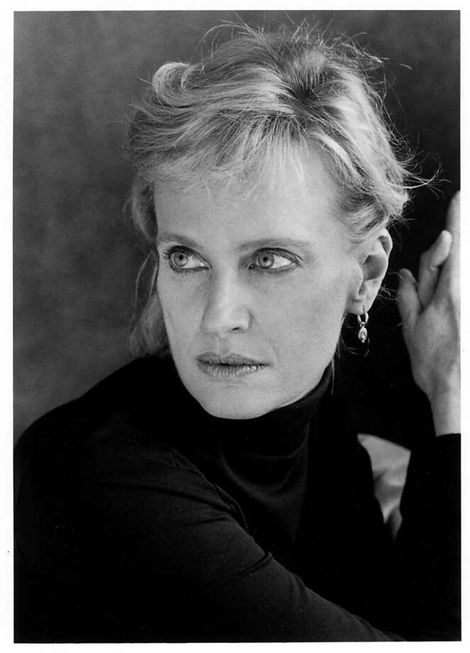 "siri hustvedt. author of ""the shaking woman"" Photo: Marion Ettlinger, Picador"