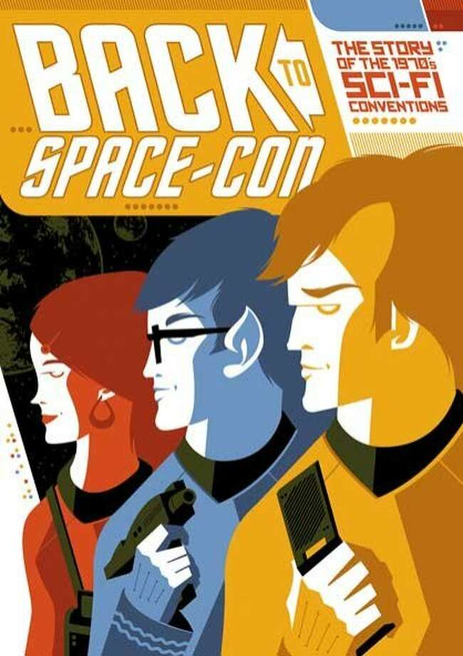 dvd cover BACK TO SPACE-CON Photo: Garfieldlaneproductions.com
