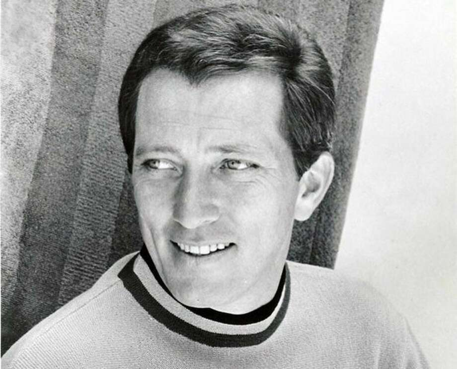 Andy Williams performed in San Francisco in 1961, Photo: American Public Television