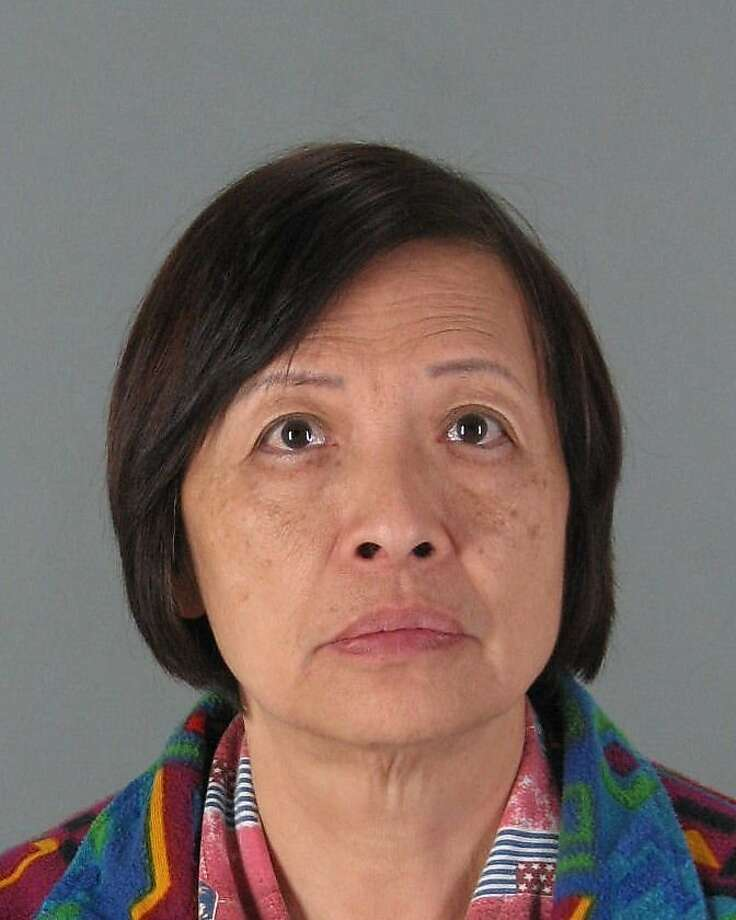 Aleen Lam, 72, charged with growing hundreds of marijuana plants in her San Bruno home. Photo: San Mateo County Sheriff