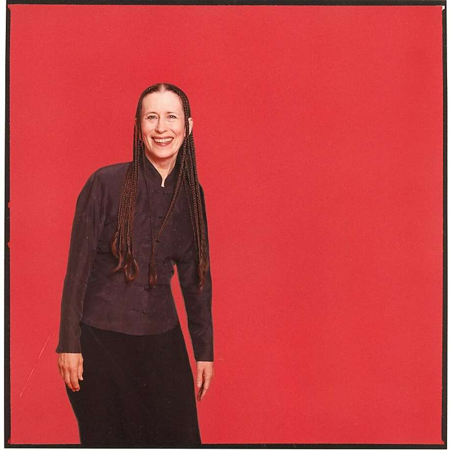 Composer Meredith Monk has several projects in the works. Photo: Stephanie Berger, The Chronicle