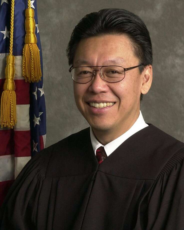 U.S. Magistrate Edward Chen, who as a lawyer helped persuade a judge in 1983 to overturn a Japanese-American manês conviction for defying World War II internment, was nominated by President Obama on Friday to the U.S. District Court in San Francisco, where no Asian-American has ever been a federal judge. Photo: U.S. Federal Court