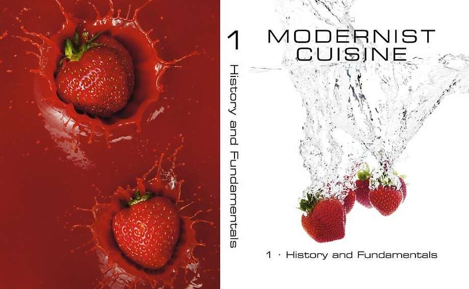 Immersing fruit in warm water destroys some of the enzymes that cause ripening and extends the shelf life. Photo: Modernist Cuisine
