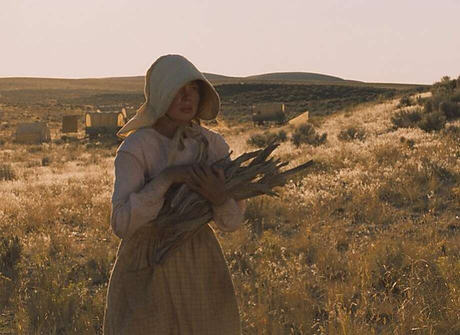 "Michelle Williams stars in, ""Meek's Cutoff."" Photo: Courtesy Of Oscilloscope Films"