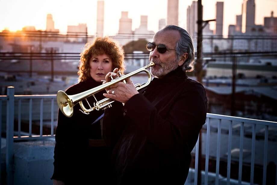 Lani Hall and Herb Alpert. Photo: Andreas Neumann