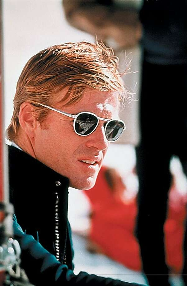 Robert Redford, 1969. Photo: Paramount