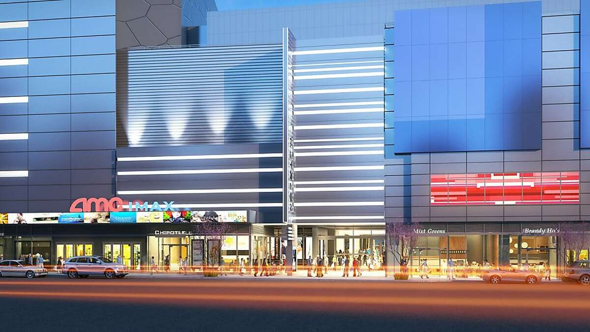 The redone Metreon will have a new main entrance on Fourth Street, facing Minna Street, but the building will remain largely the same.