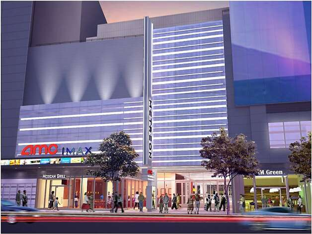 Artist rendering of Metreon remodel for Target store. Photo: SF Redevelopment Agency