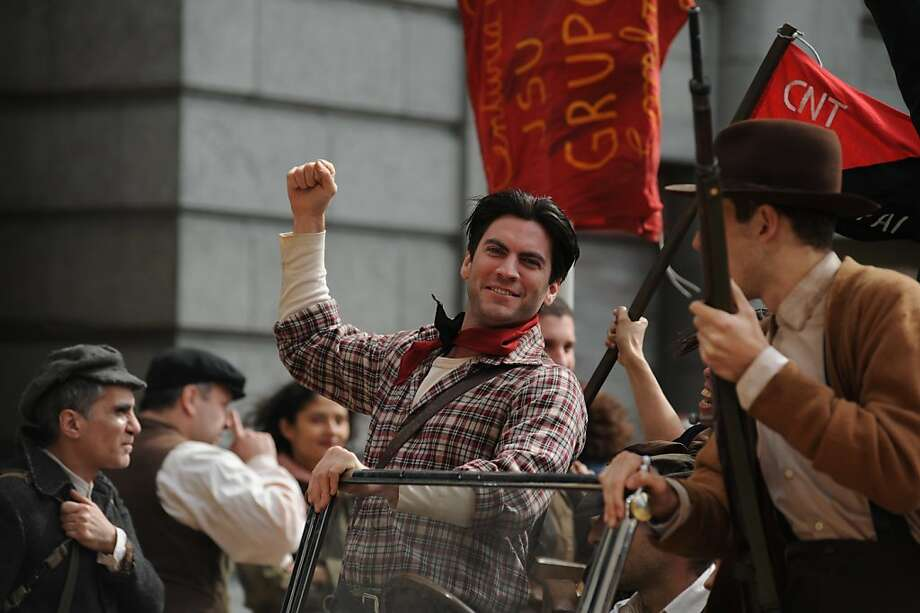 Wes Bentley as Manolo in THERE BE DRAGONS Photo: Courtesy Of Mount Santa Fe