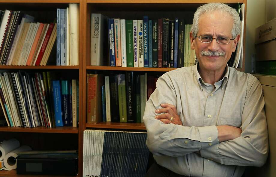 UC Berkeley researcher Joel M. Moskowitz, Ph.D is the Director of the Center for Family and Community Health. Photo: Lance Iversen, The Chronicle