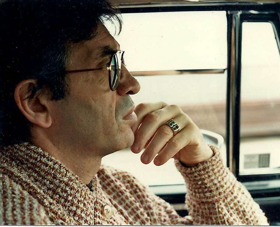 Jan Simmons' photo of Bill Graham is among those on display at the Lush Life Gallery Photo: Jan Simmons