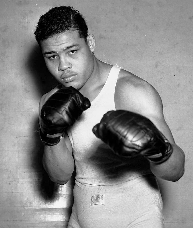 Heavyweight Joe Louis struggled through much of his post-boxing years to pay the IRS $1 million in back taxes. Photo: ASSOCIATED PRESS