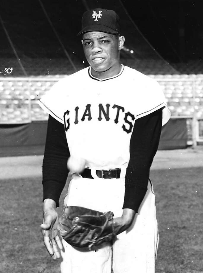 1954:  New York Giants Willie Mays in 1954. Mandatory Credit:  William C. Greene/ Sporting News Archives/Icon SMI   Seventeen teams have won titles since Willie Mays' Giants won the 1954 Series but S.F. is still waiting. Photo: William C. Greene, Sporting News Archives/Icon SMI