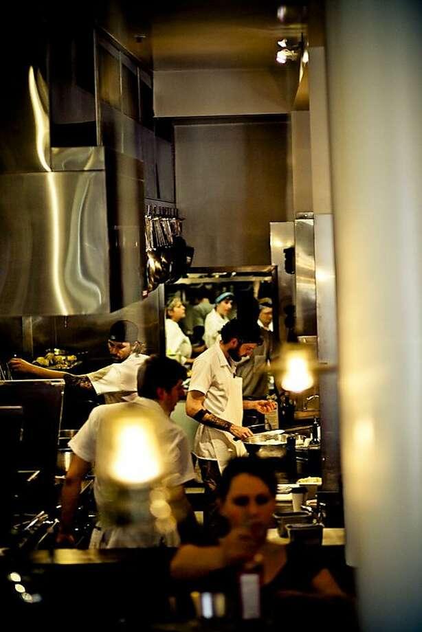 Locanda, the Roman-inspired restaurant from the people behind Delfina. Photo: Eric Wolfinger