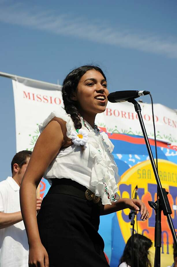Members of Latin Jazz Youth Ensemble will perform at Cinco de Mayo festivities in Dolores Park. Photo: Katia Fuentes