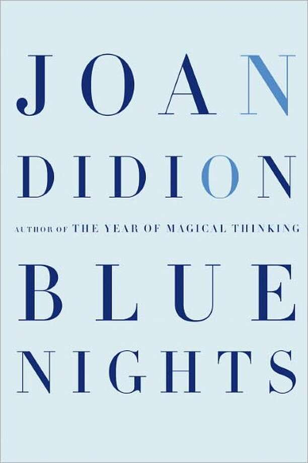 Cover for Blue Nights by Joan Didion