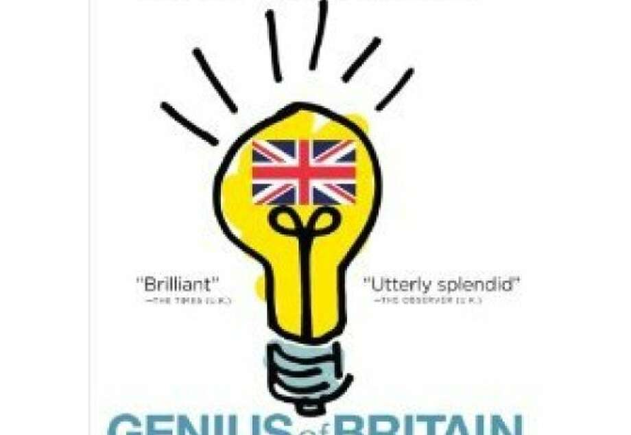 dvd cover: GENIUS OF BRITAIN: THE SCIENTISTS WHO CHANGED THE WORLD Photo: Amazon.com