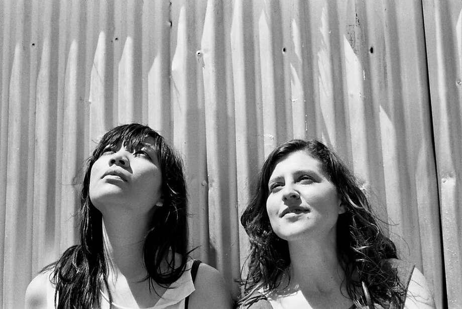 Thao and Mirah. Photo: Kill Rock Stars
