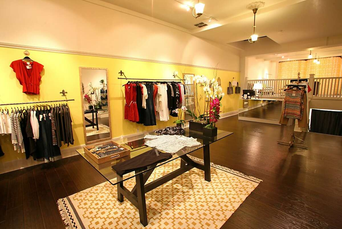 Two Birds is a new boutique in Noe Valley opened by former Heidi Says buyers Susanna Taylor and Audrey Yang.