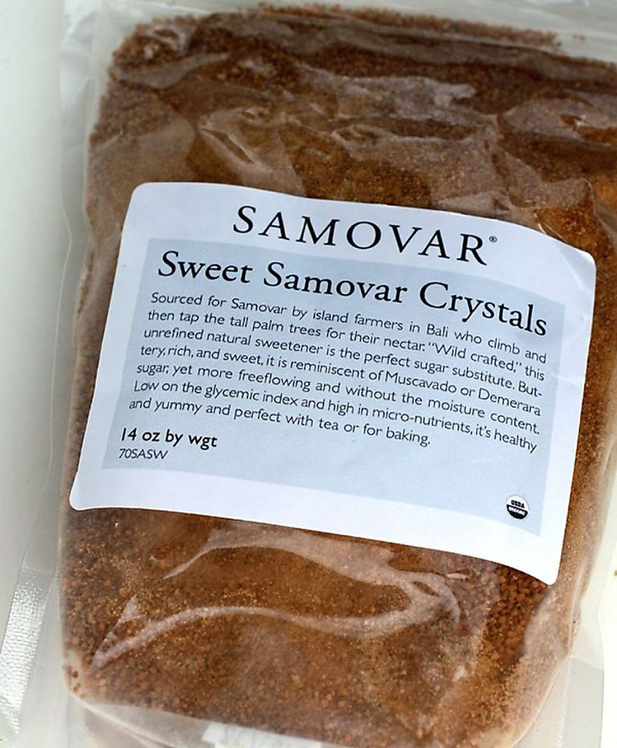 Samovar Sweet Crystals