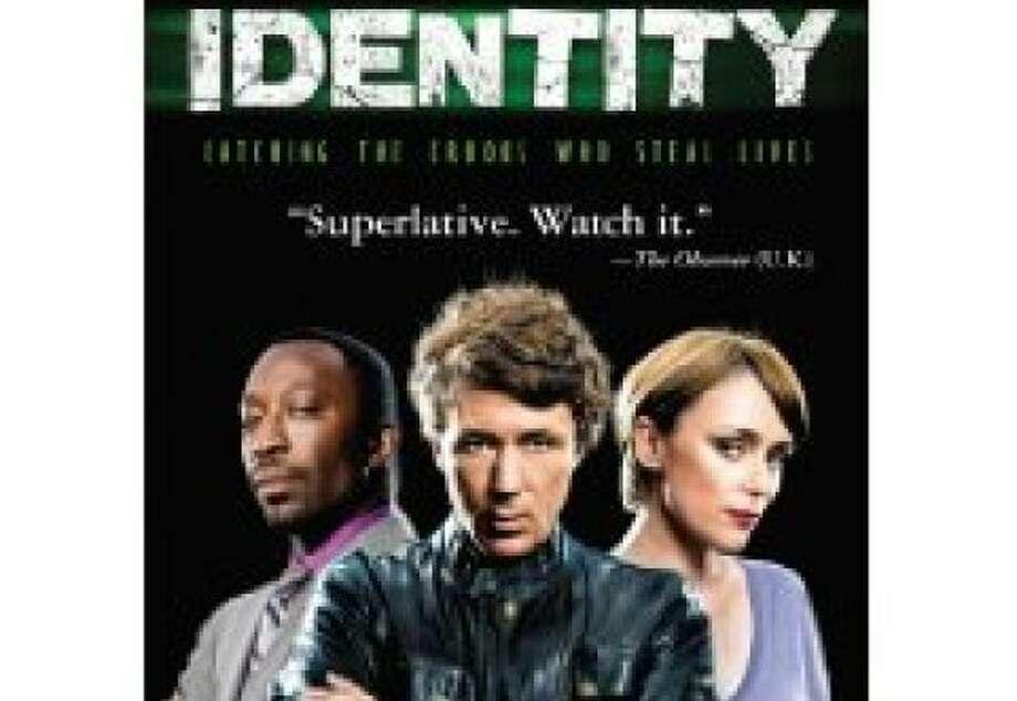 dvd cover IDENTITY tv series Photo: Amazon.com