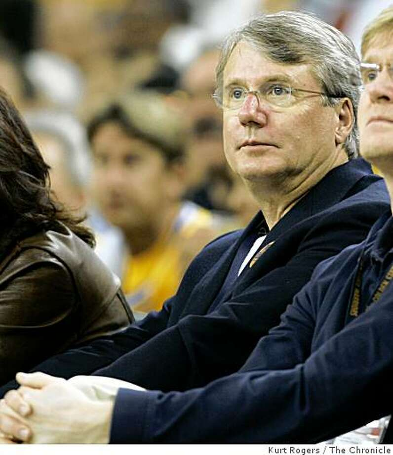 Warriors owner Chris Cohan Photo: Kurt Rogers, The Chronicle