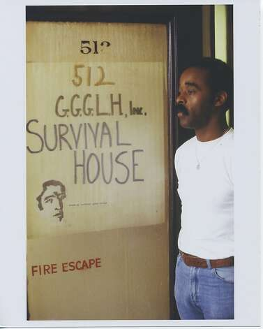 F.E. Mitchell, Founder and Director of Survival House Photo: Bruce Pavlow
