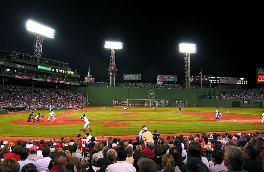 """Boston's Fenway Park Photo: """"Greater Boston CVB"""" Photos Ar, FAYFOTO, Boston"""