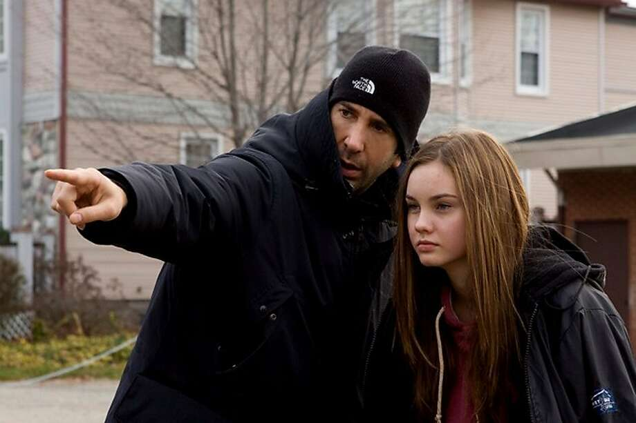 """Clive Owen and Catherine Keener  in """"Trust."""" Directed by David Schwimmer. Also starring Liana Liberato. Photo: Millennium Films"""