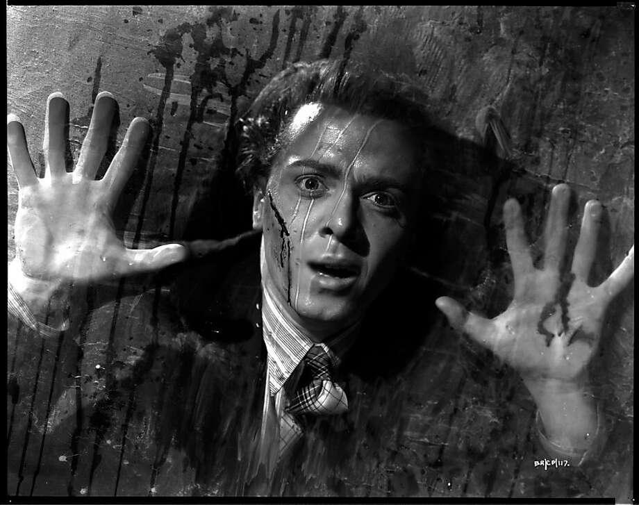 "Richard Attenborough stars in John Boulting's 1947 British noir, ""Brighton Rock,"" based on Graham Greene's novel.   Richard Attenborough in John Boulting's BRIGHTON ROCK (1947). Photo courtesy of Rialto Pictures. Photo: Rialto Pictures"