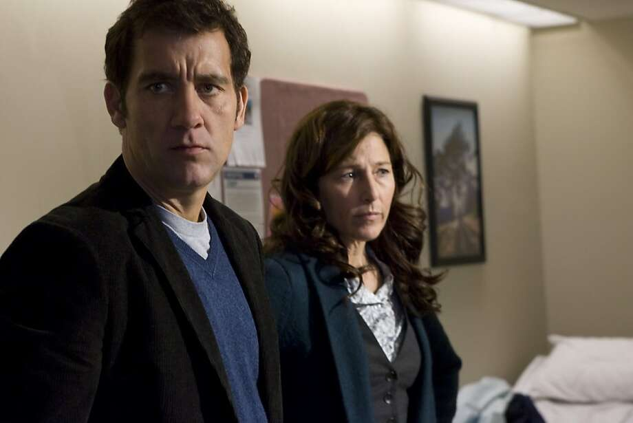 "Clive Owen and Catherine Keener in, ""Trust."" Photo: Chuck Hodes, Nu Image FIlms"