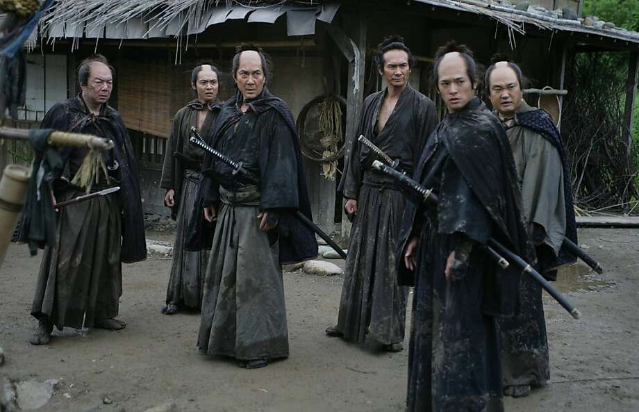 A scene from Takashi Miike's 13 ASSASSINS playing at the 54th San Francisco International Film Festival, April 21 - May 5, 2011.  Dimensions: 1800x1160 Photo: SF International Film Festival