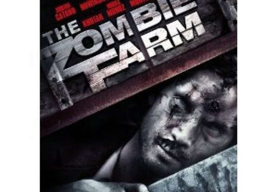 dvd cover ZOMBIE FARM Photo: Amazon.com