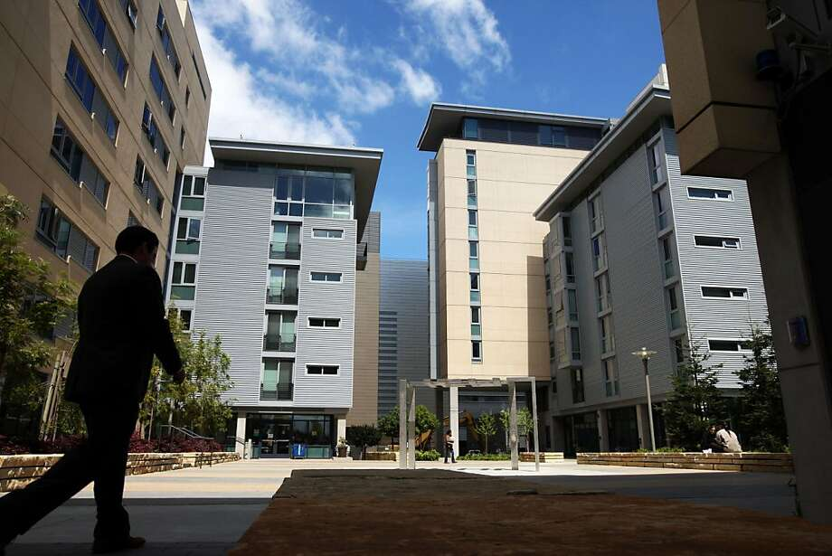 Mission Bay, a new neighborhood that stands alone - SFGate