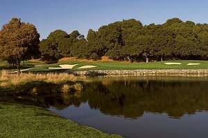 Peacock Gap's 6th Hole was a new hole created in 2007 by golf course architect Forrest Richardson.