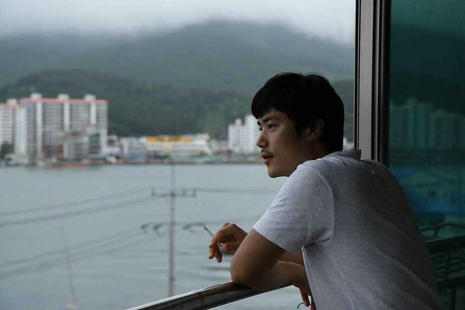 Still from Korean film HAHAHA, actor unidentified Photo: Sfiff