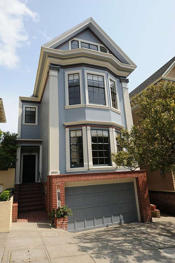 Hedge fund manager lists $3 4 million home in Pacific Heights - SFGate
