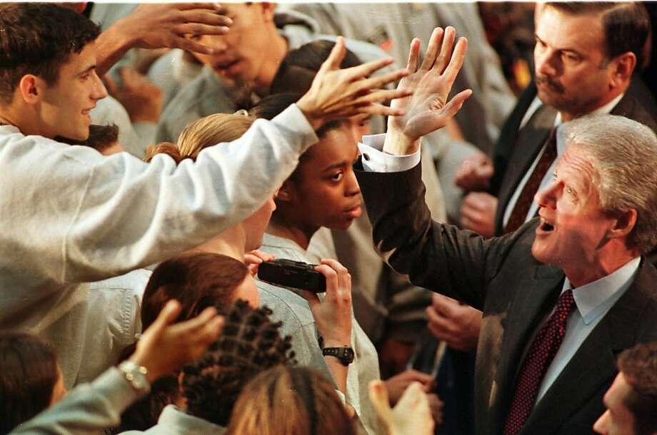 Photo: Roberto Borea, Associated Press 1999