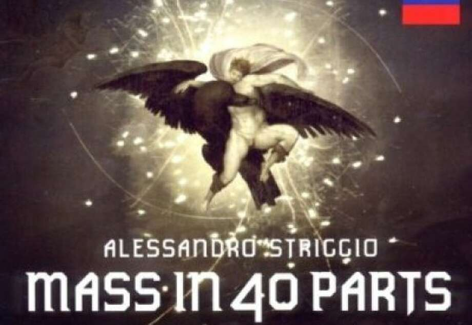 Mass in 40 Parts CD cover Photo: Decca