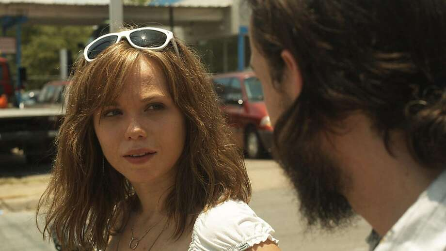 "Amanda Fuller in, ""Red, White & Blue."" Photo: Courtesy Of IFC Films"