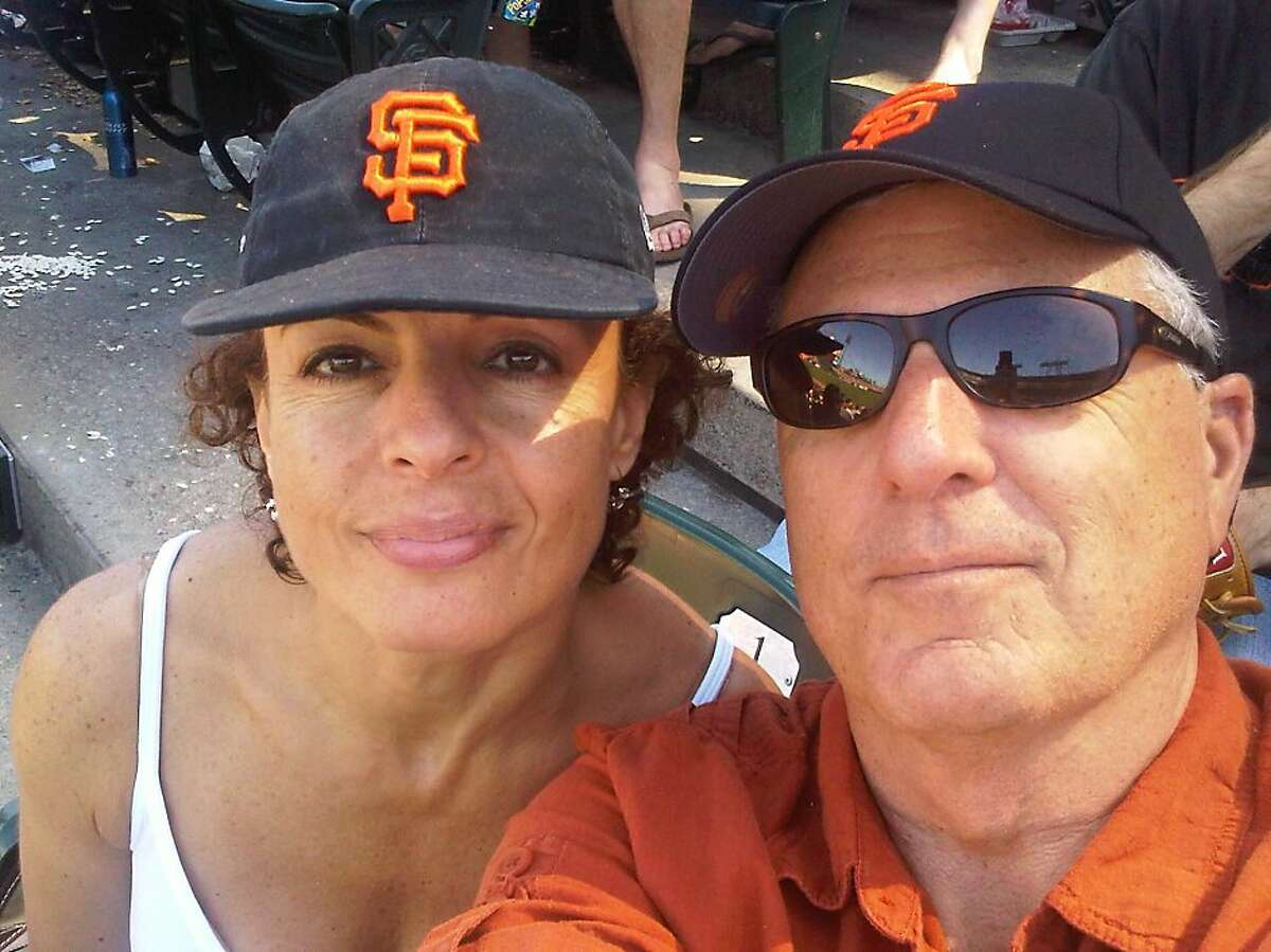 Rob Berry and Ghada Ghassan met on the N Judah line and will be married next month.