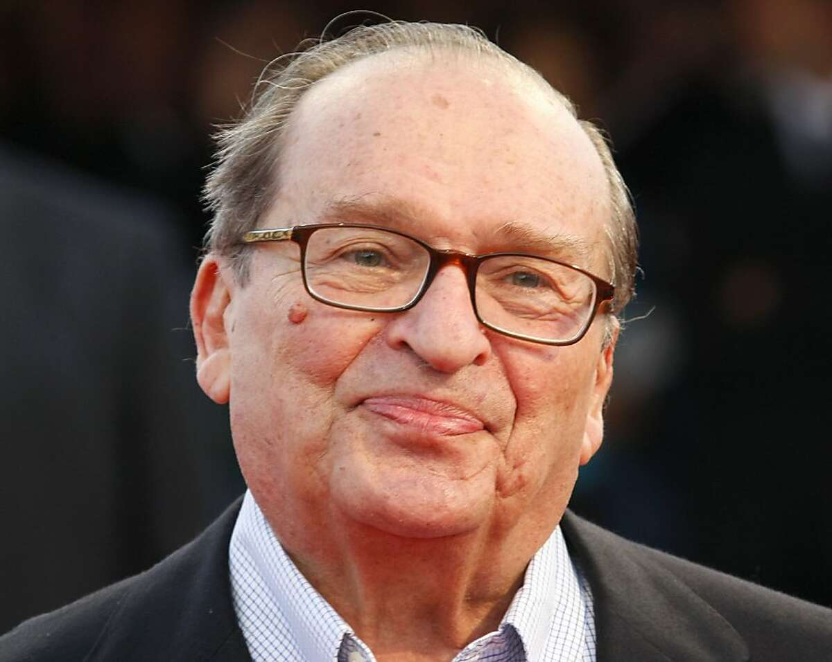 In this Sept. 7, 2007 file photo, U.S. film director Sidney Lumet arrives for the screening of his movie