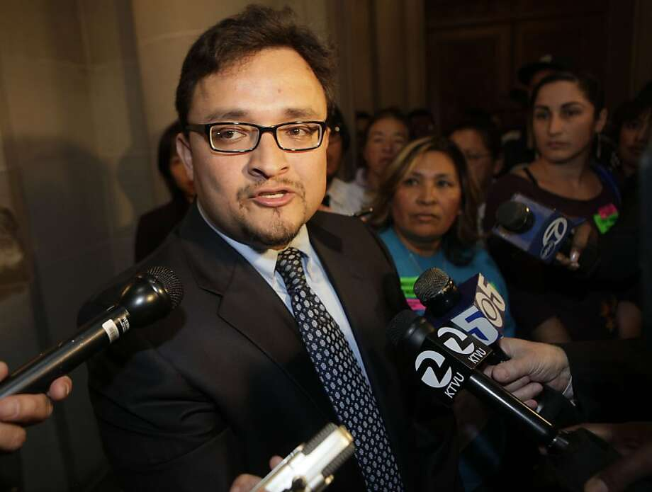 David Campos Photo: Marcio Jose Sanchez, AP