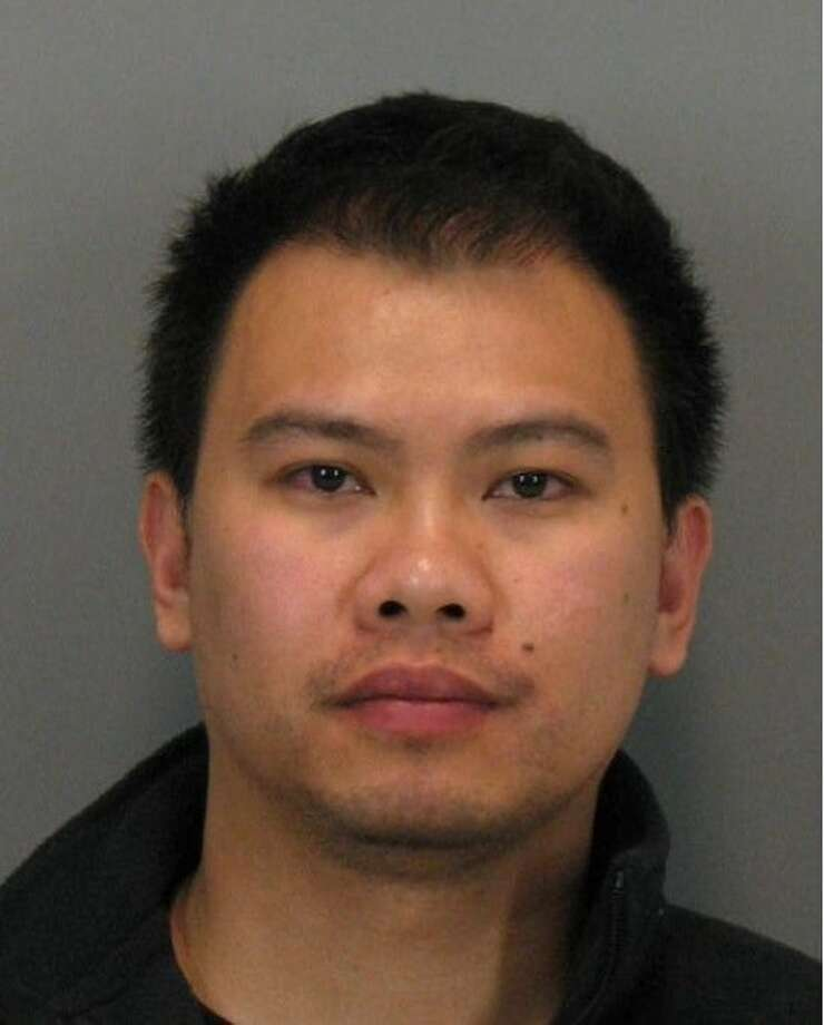 Pierre Ramos has been arrested and charged, along with four other people, in a $37 million computer-chip robbery in February 2011 at Unigen Inc. in Fremont. Photo: Santa Clara County DA's Office