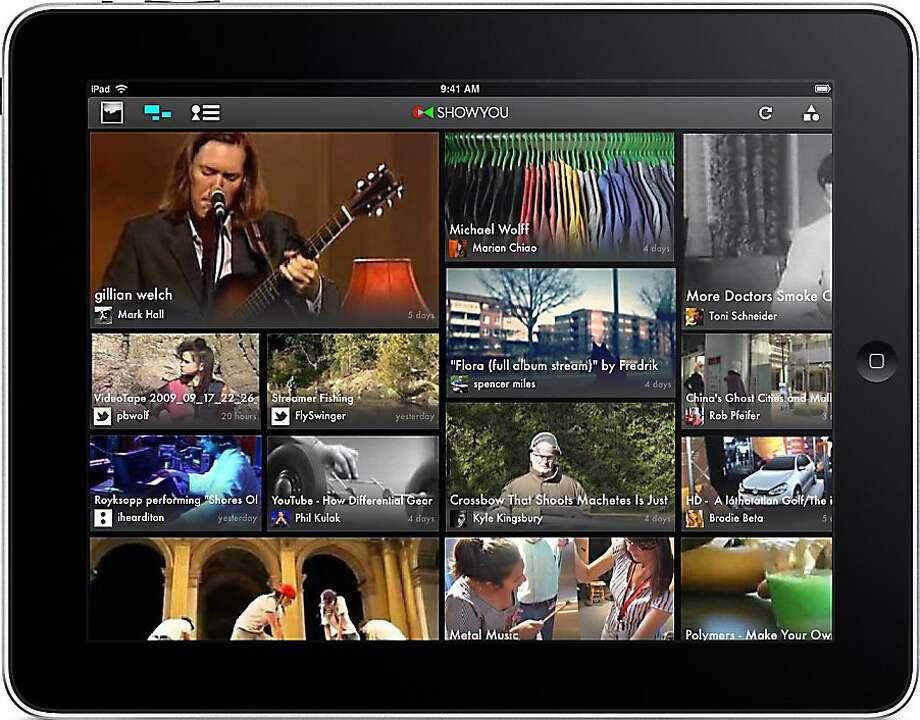 WOW18 screenshot from showyou.com Photo: Showyou.com